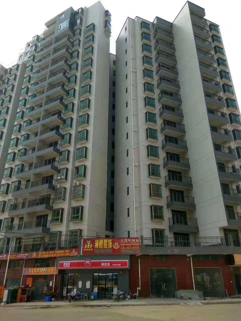 惠州新圩大型村委统建楼,碧桂园旁边山水豪庭精装 24.8万/套起