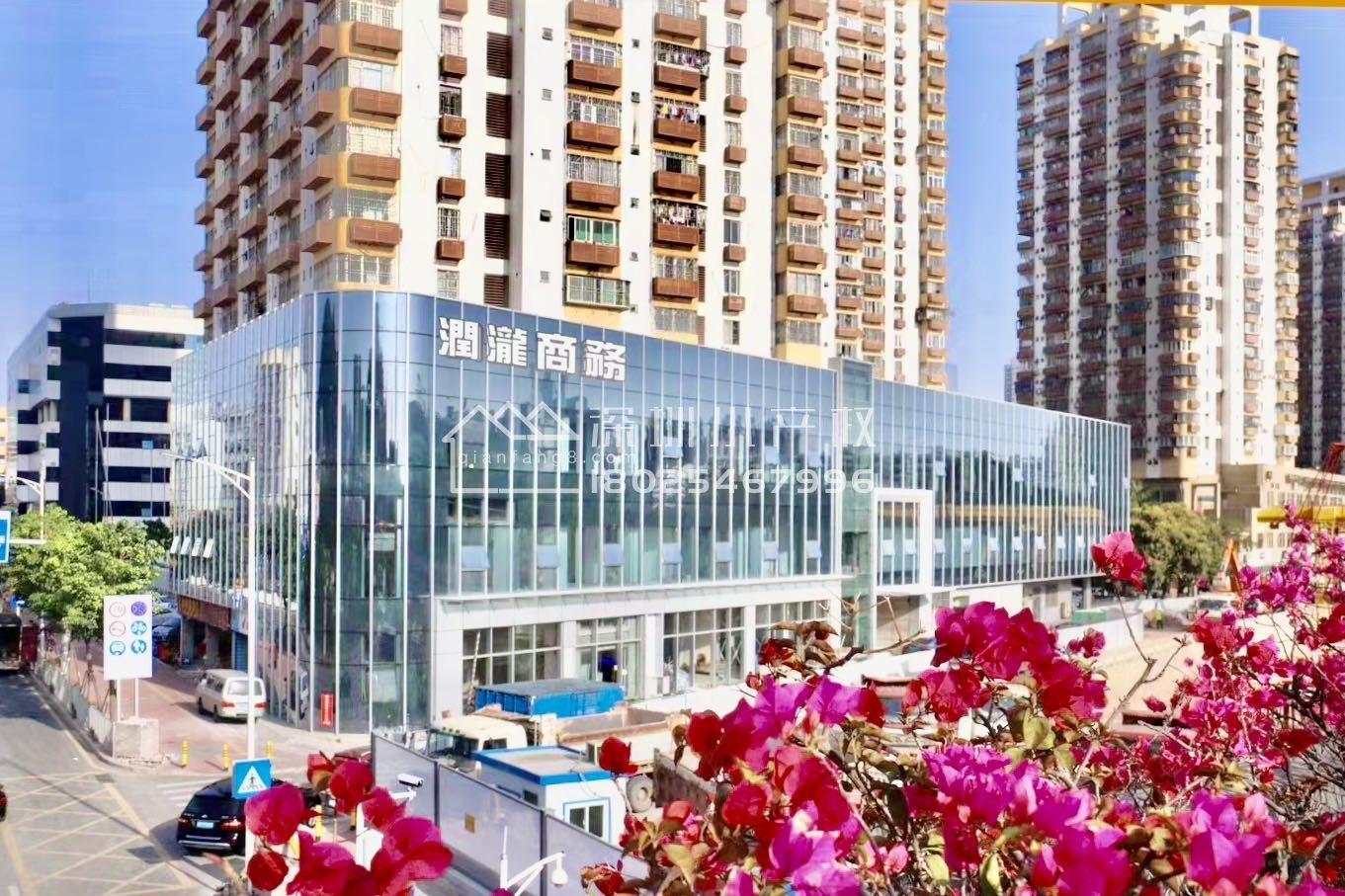 商务投资 【福田科技智能酒店】 总价23.6W起 带返租️租金4888-6888/️