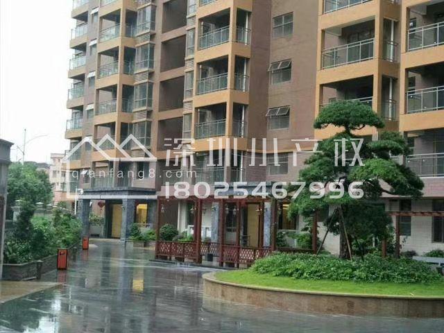 长安万达广场5栋山景花园《畔山花园》 两层地下停车场