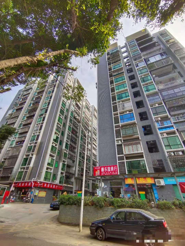 布吉村委统建楼双福花园,3栋带花园小区13800元/平米