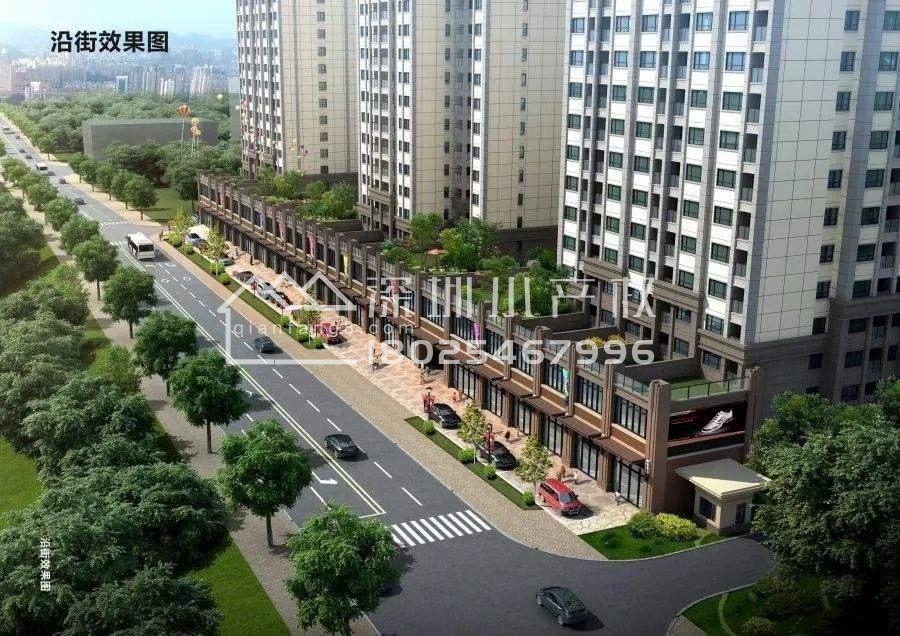 东莞寮步《松湖香市》中心地段6栋花园小区房,近松山湖,自带停车场