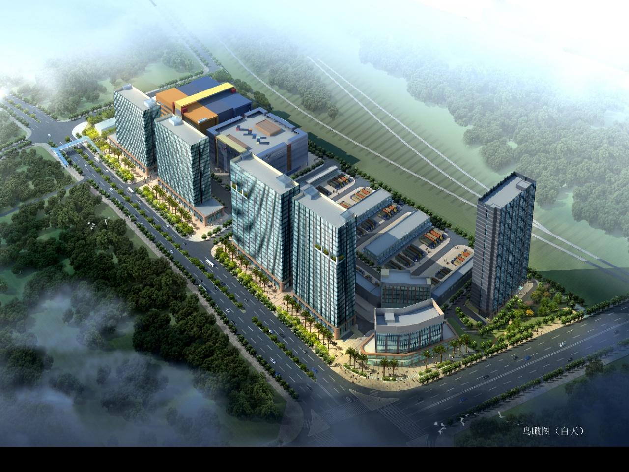 平湖4栋花园房《华南御府》华南城站地铁口物业,两房 69.8万起